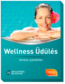 Wellness Üdülés